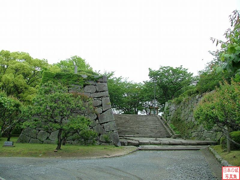 Fukuoka Castle Main enclosure - A Collection of ...