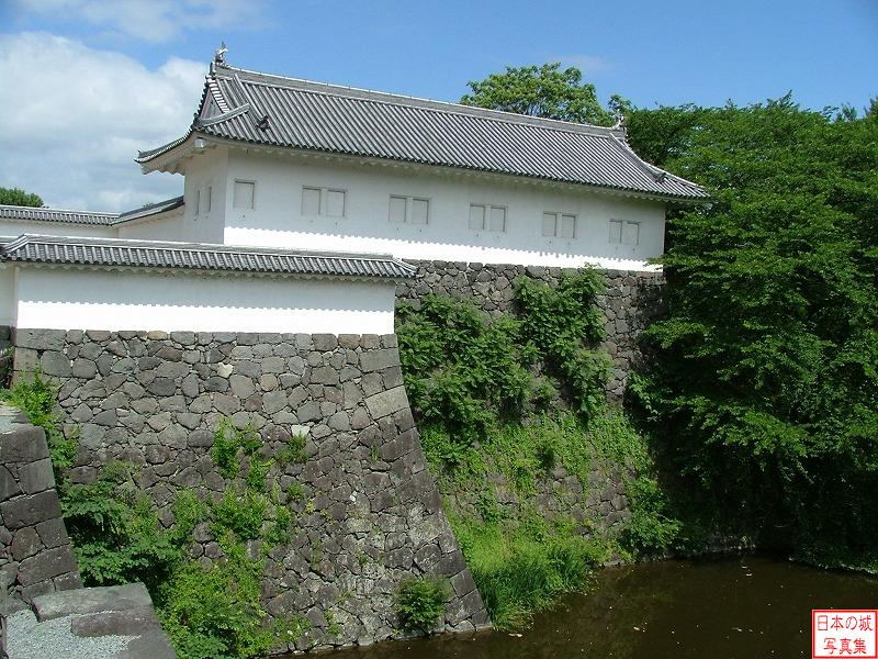 Yamagata Castle East main gate of Seond enclosure (Turret)