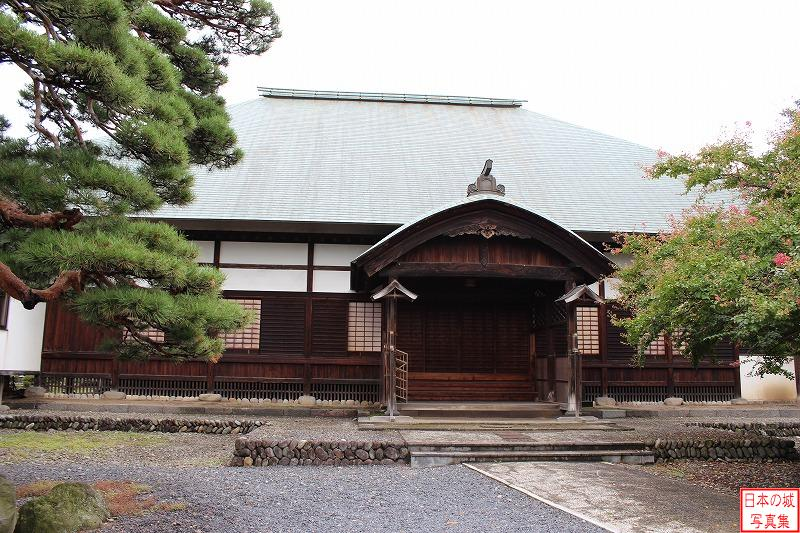 Yamagata Castle Relocated Shoin (Main hall of Houkouin)