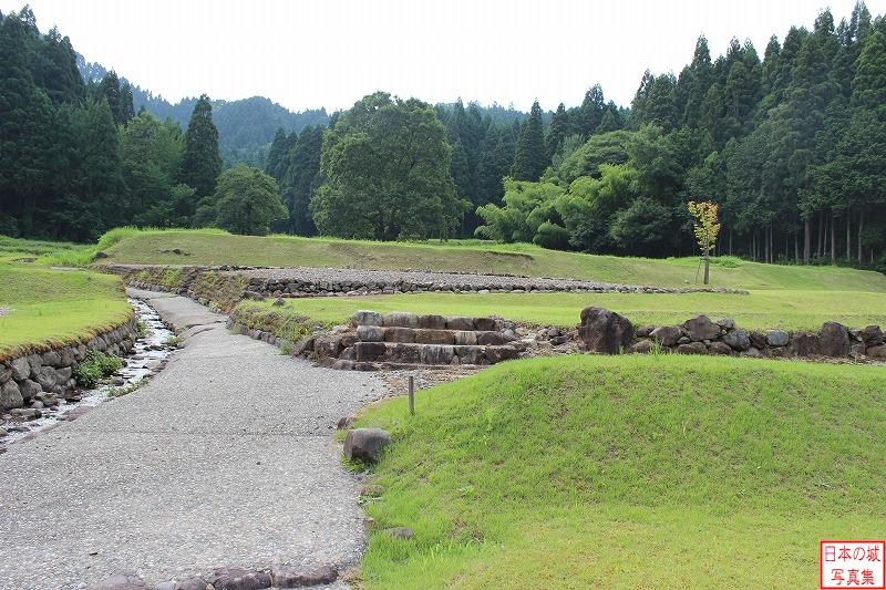 Ichijodai Castle Restoration area