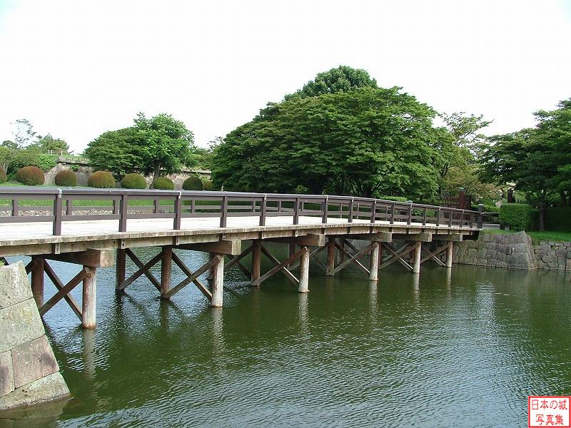 Goryoukaku Second bridge