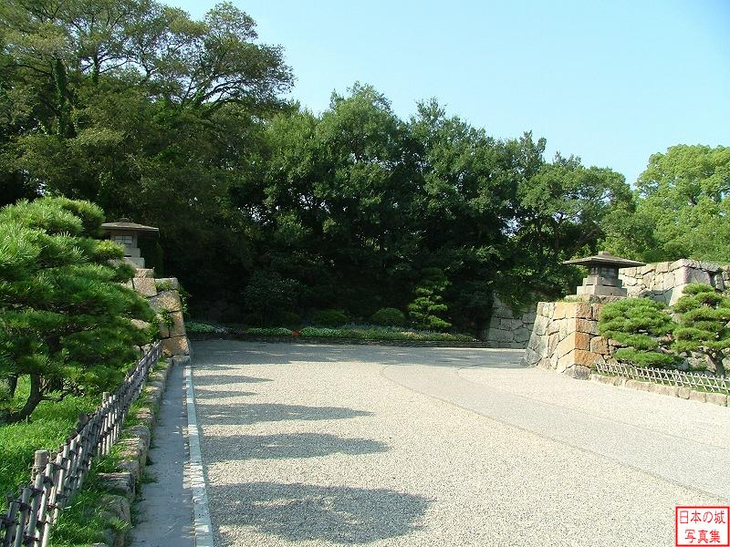Akashi Castle Entrance