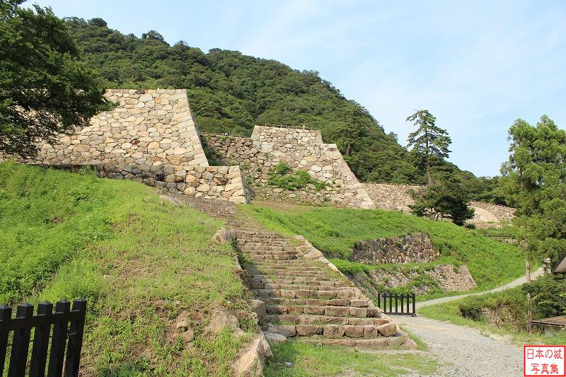 Tottori Castle To second enclosure