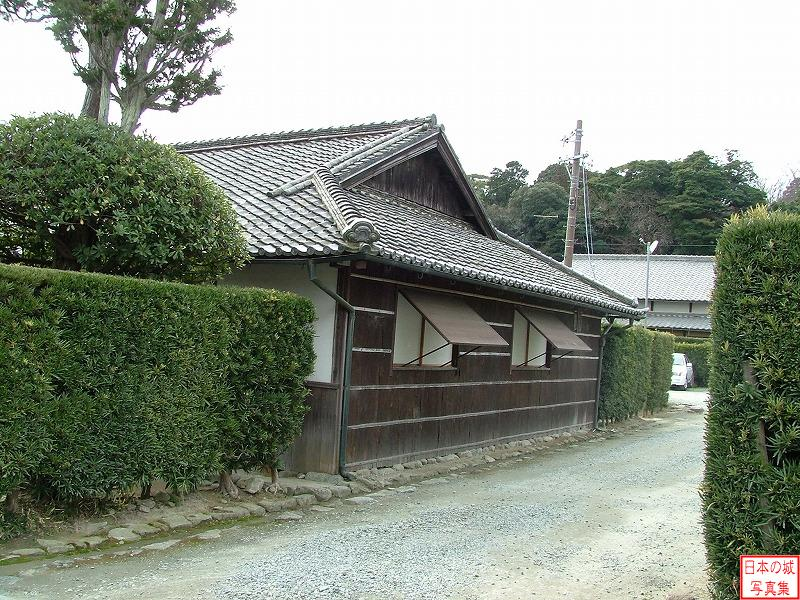 Matsusaka Castle Terrace house