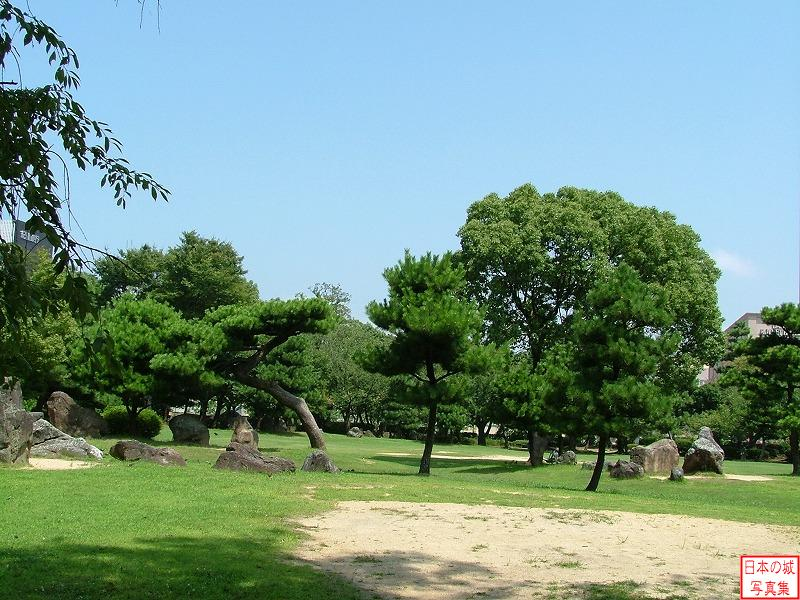 Wakayama Castle Second enclosure