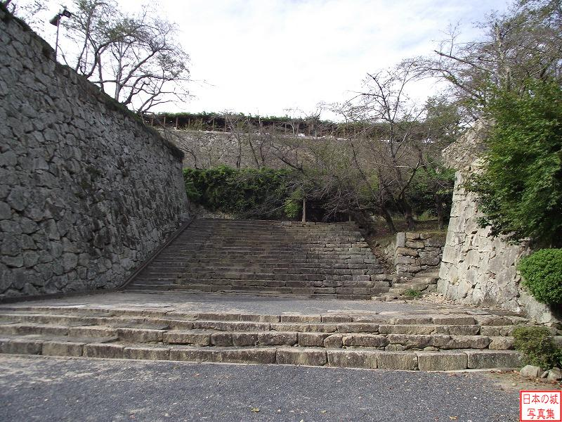 Tsuyama Castle Third enclosure