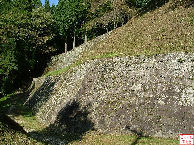 Iwamura Castle Obi enclosure