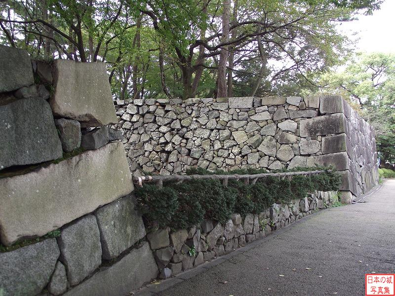Nagoya Castle West enclosure
