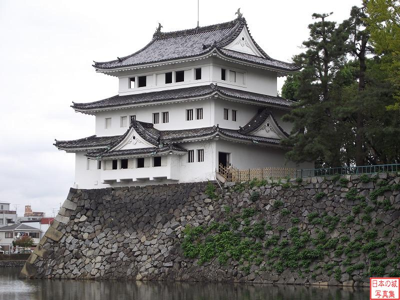 Nagoya Castle Northwest corner turret