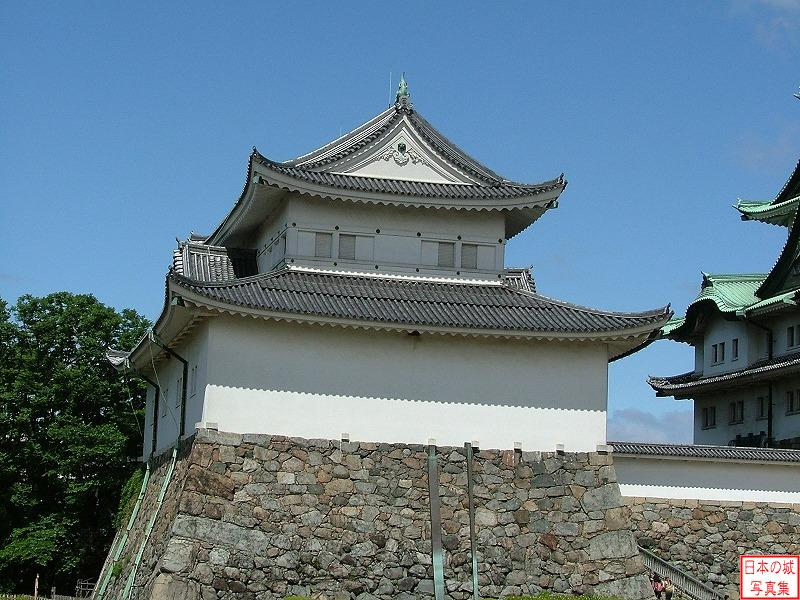 Nagoya Castle Small main tower