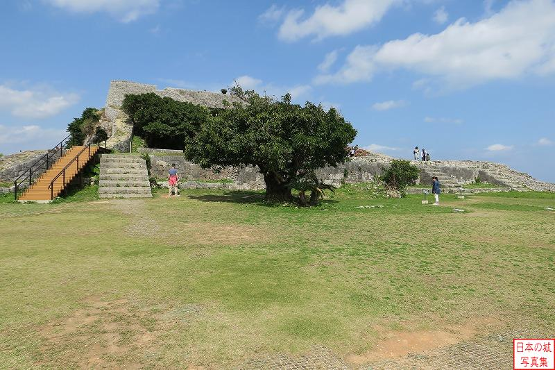 Katsuren Castle Third enclosure