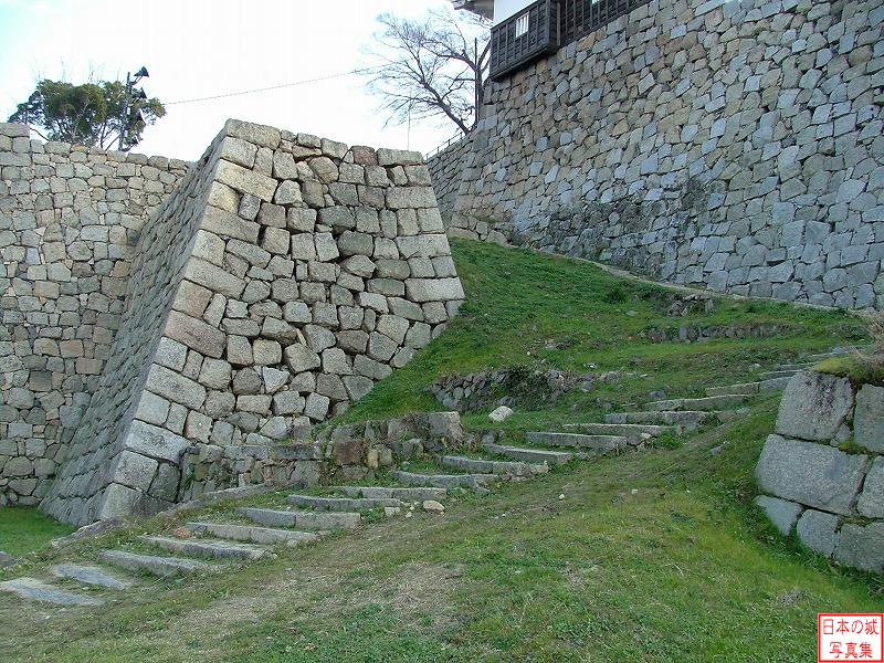 Marugame Castle Third enclosure (North)