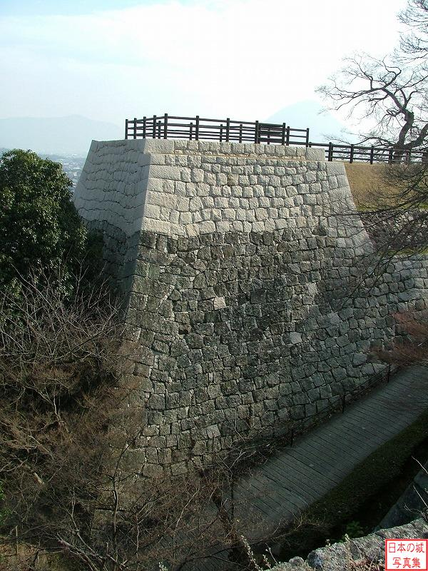 Marugame Castle Third enclosure (East)