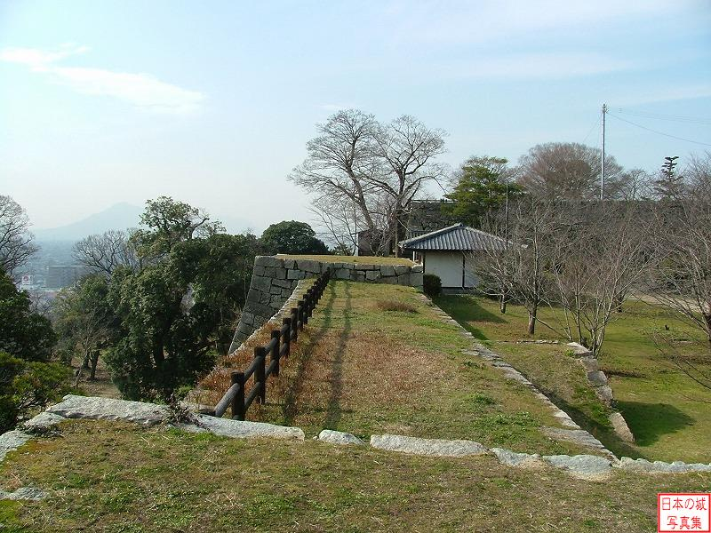 Marugame Castle Second enclosure
