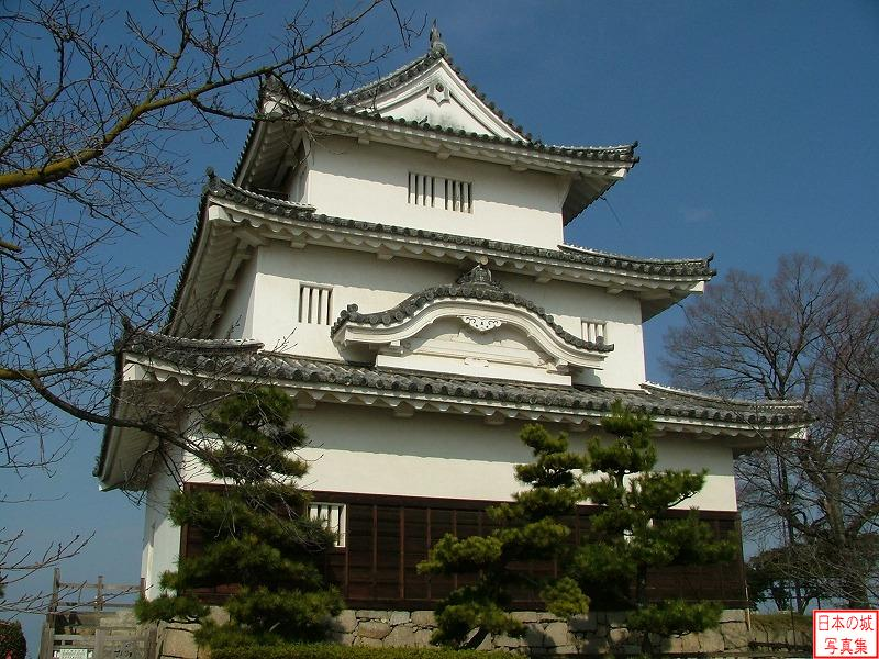 Marugame Castle Main tower
