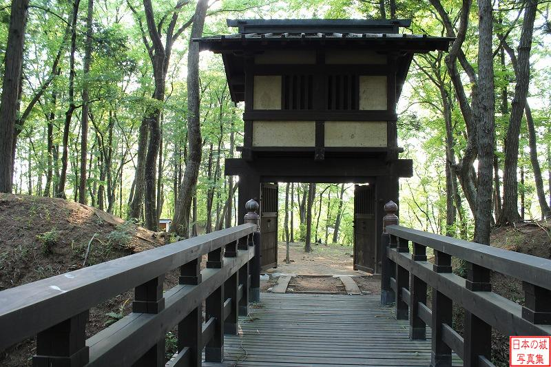 Sakai Castle Yagura gate of first enclosure