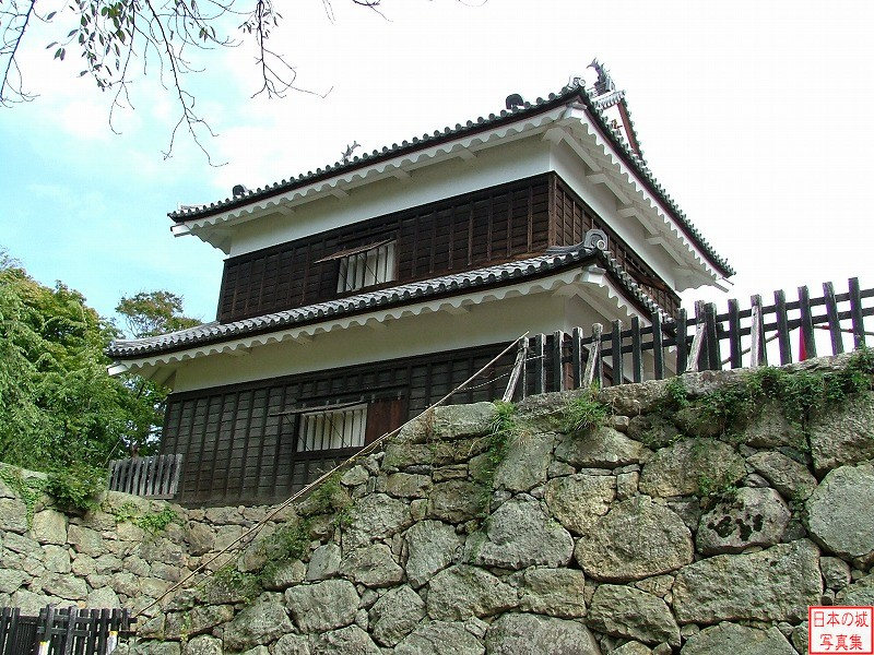 Ueda Castle North turret