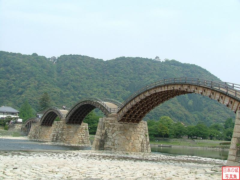 Iwakuni Castle Kintai bridge