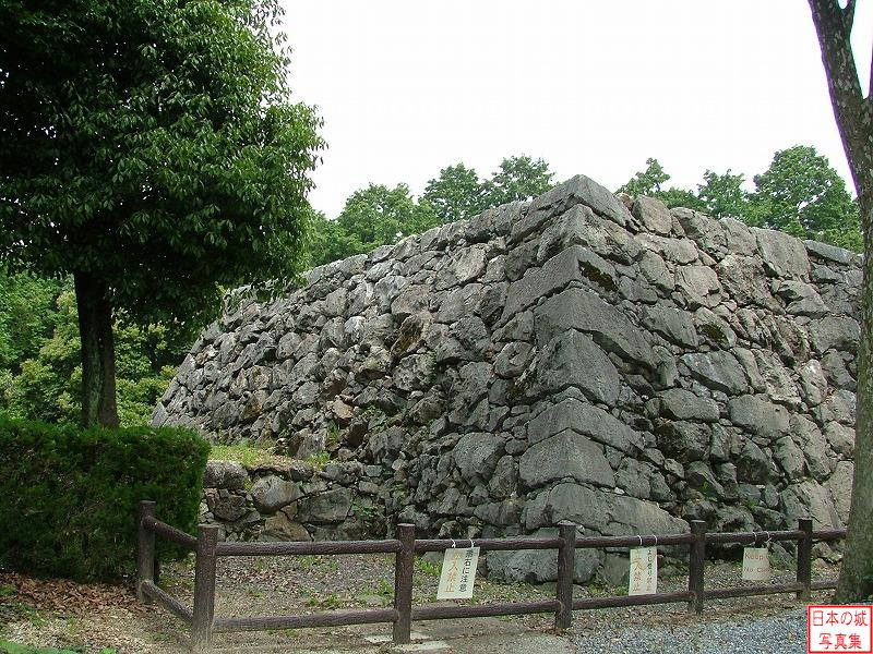 Iwakuni Castle Base of the main tower