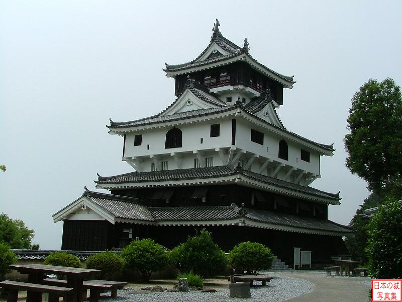 Iwakuni Castle Main enclosure