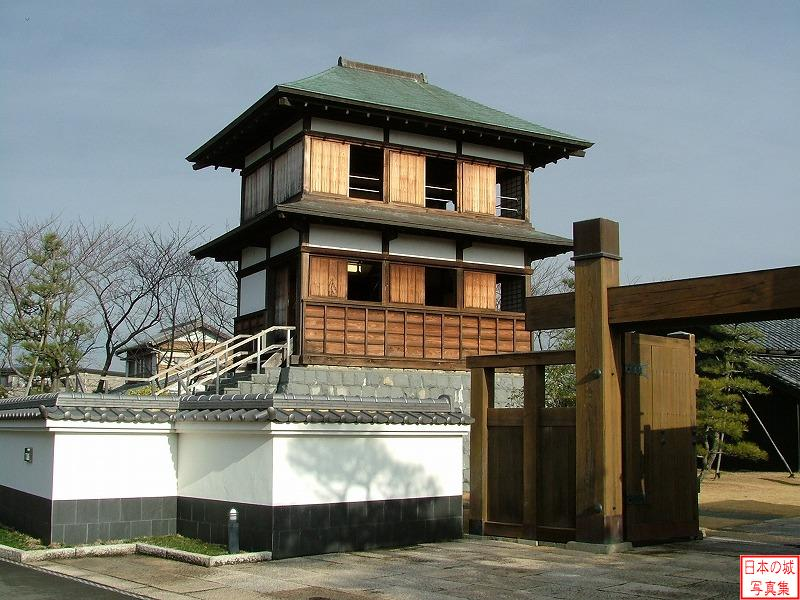 Tanaka Castle Main enclosure turret