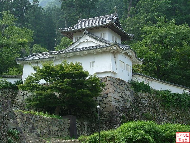 Izushi Castle Second enclosure