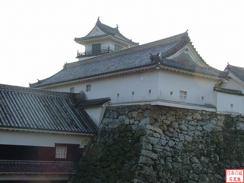 Kouchi Castle Rouka gate (Main enclosure)