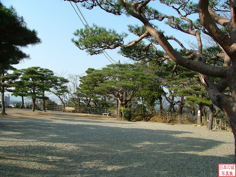 Kouchi Castle Second enclosure