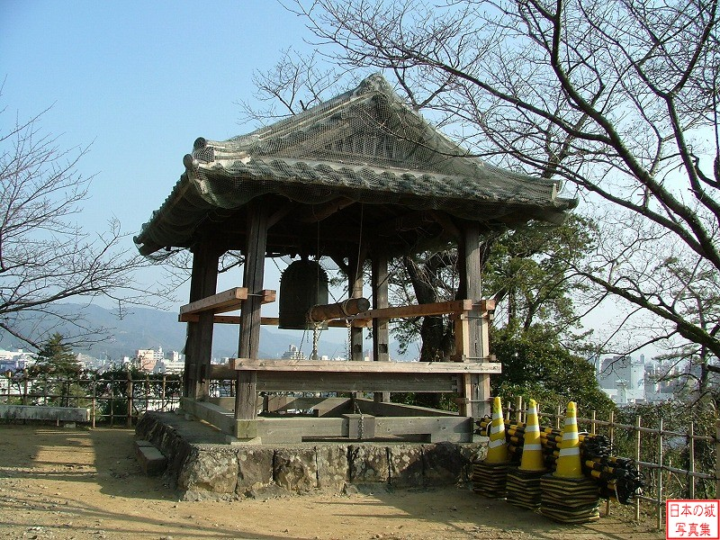 Kouchi Castle Bell tower