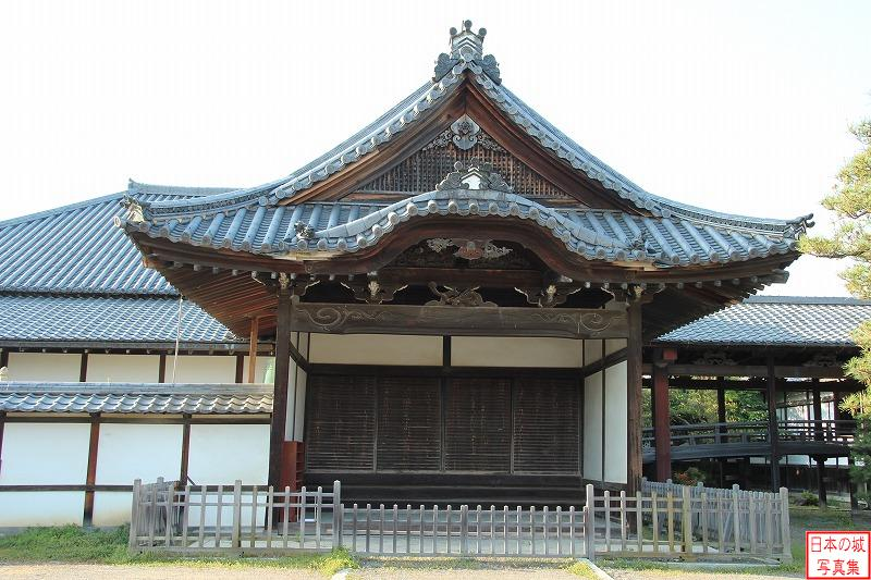 Fushimi Castle Relocated palace (Main hall and Entrance of Daitsu temple)